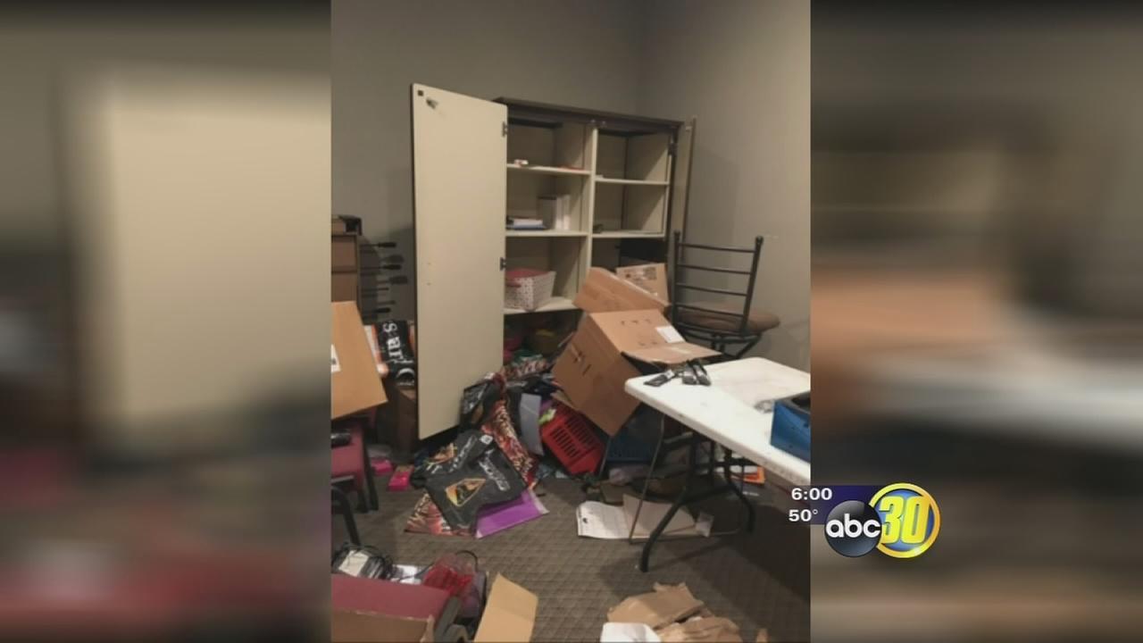 Fresno church burglarized twice in three days