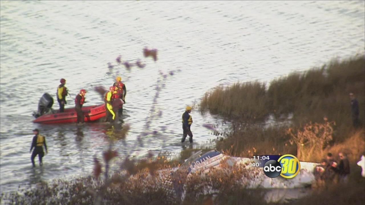 Fresno Co Coroners Office identifies 2 plane crash victims