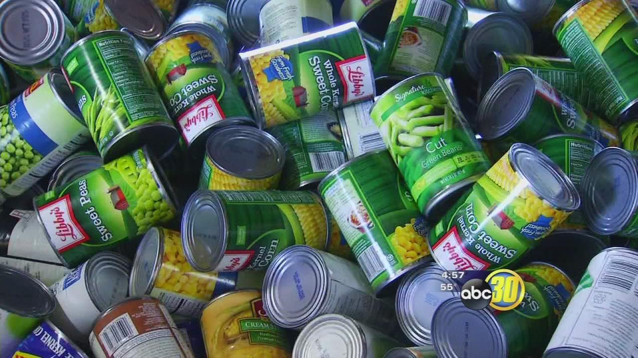 Donations for local food banks tapering off as demand remains