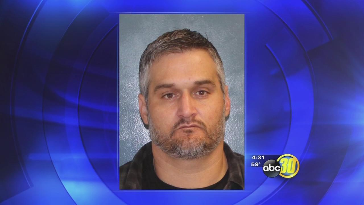 Porterville police arrest man accused of stealing piece of equipment from welding supply store