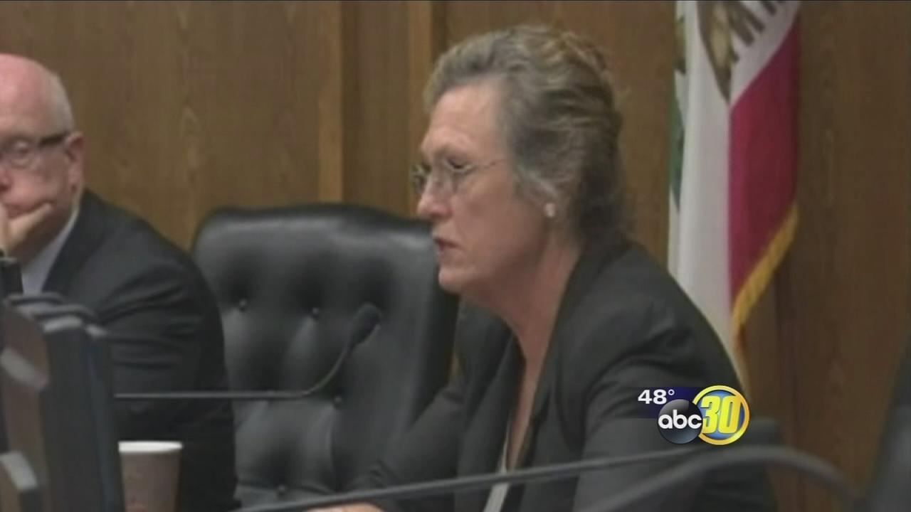 Longtime Merced County supervisor burned in early morning house fire