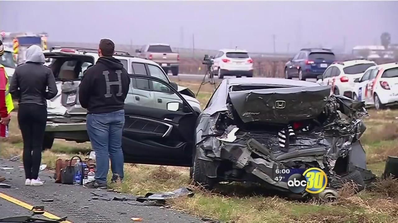 Holiday travel proves perilous for many drivers across California