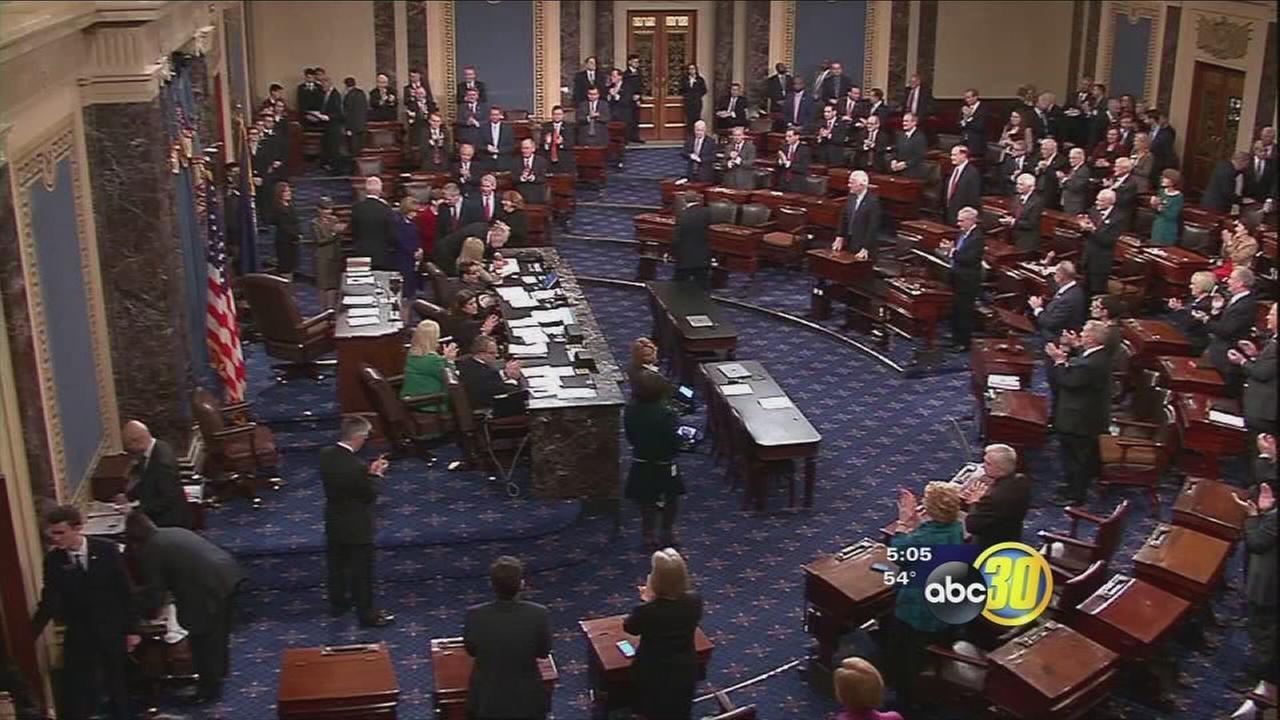 Valley representatives react after new Congress sworn in
