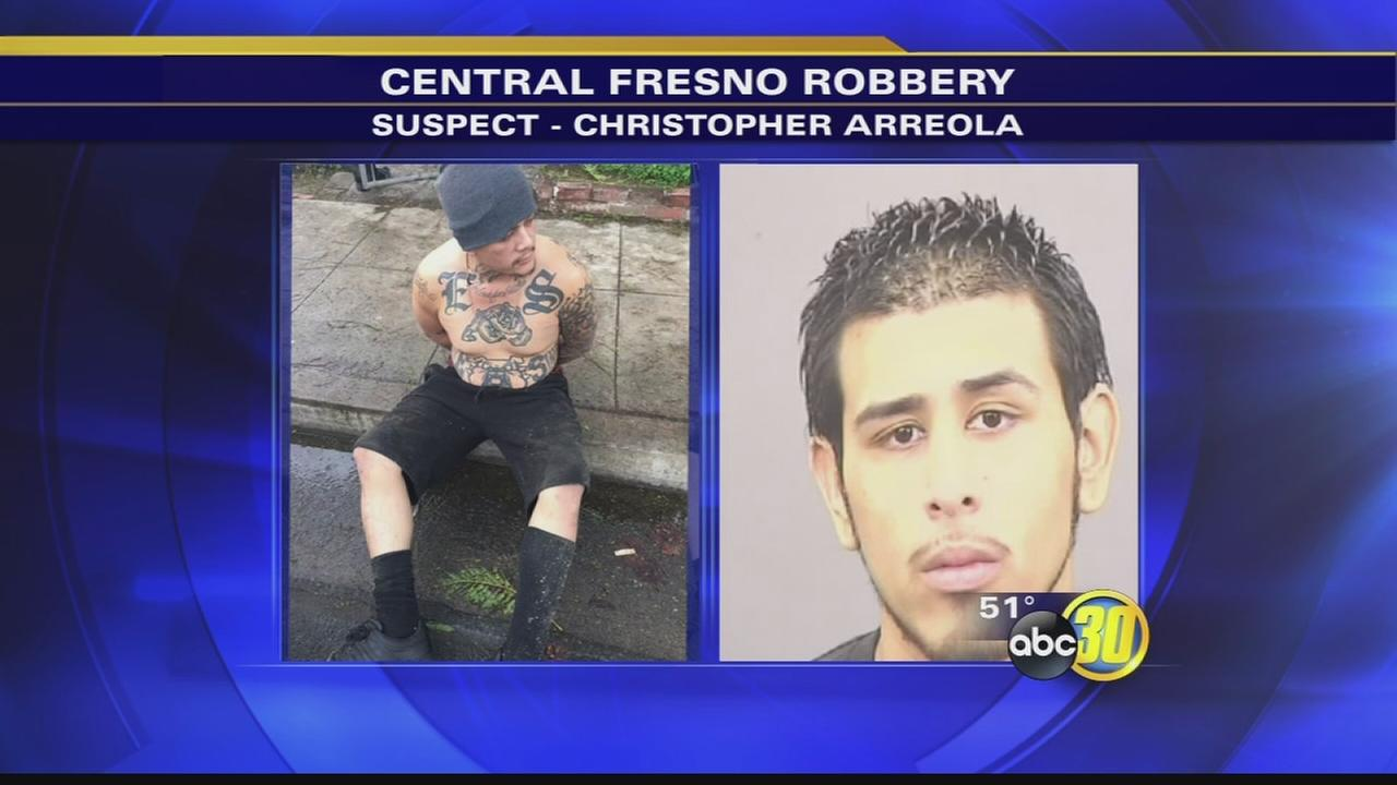Fresno PD arrest suspects after chase shuts down HWY 180