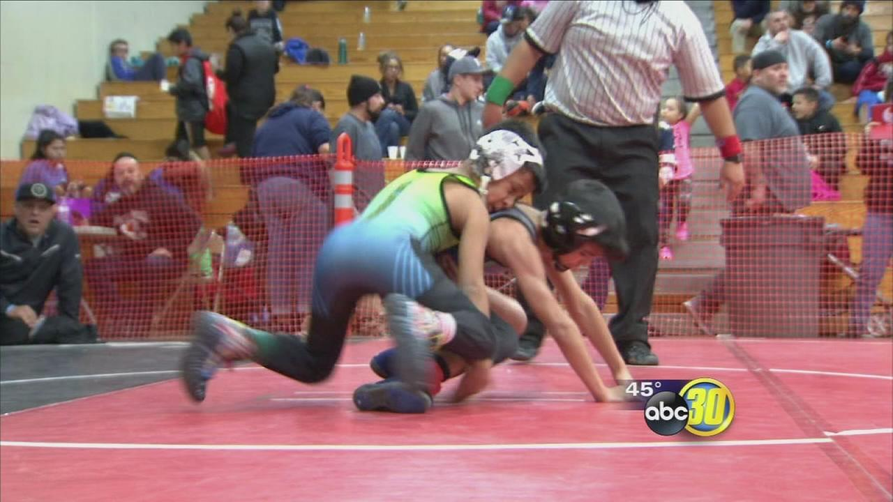 Thieves steal thousands of dollars worth of equipment from Selma youth wrestling club