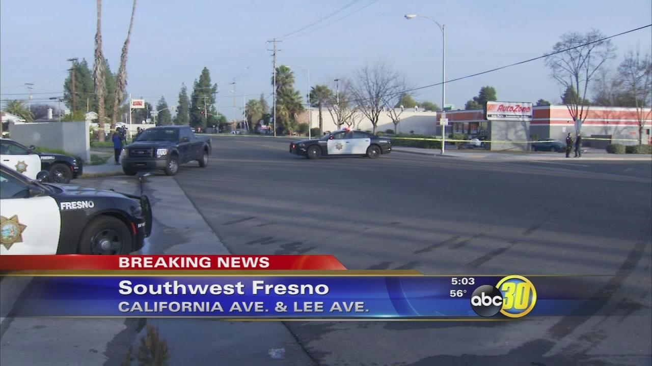 Teen in critical condition after being shot in the face in Southeast Fresno