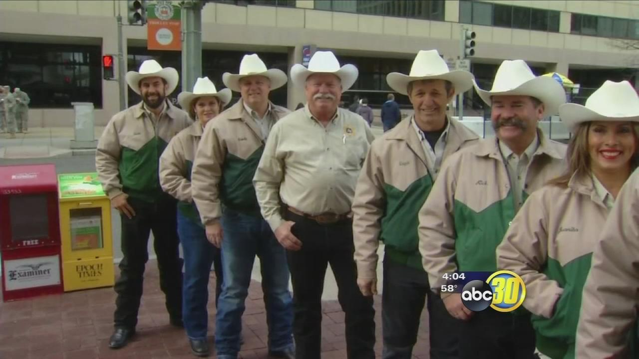 Merced County Sheriffs Posse gearing up for inauguration
