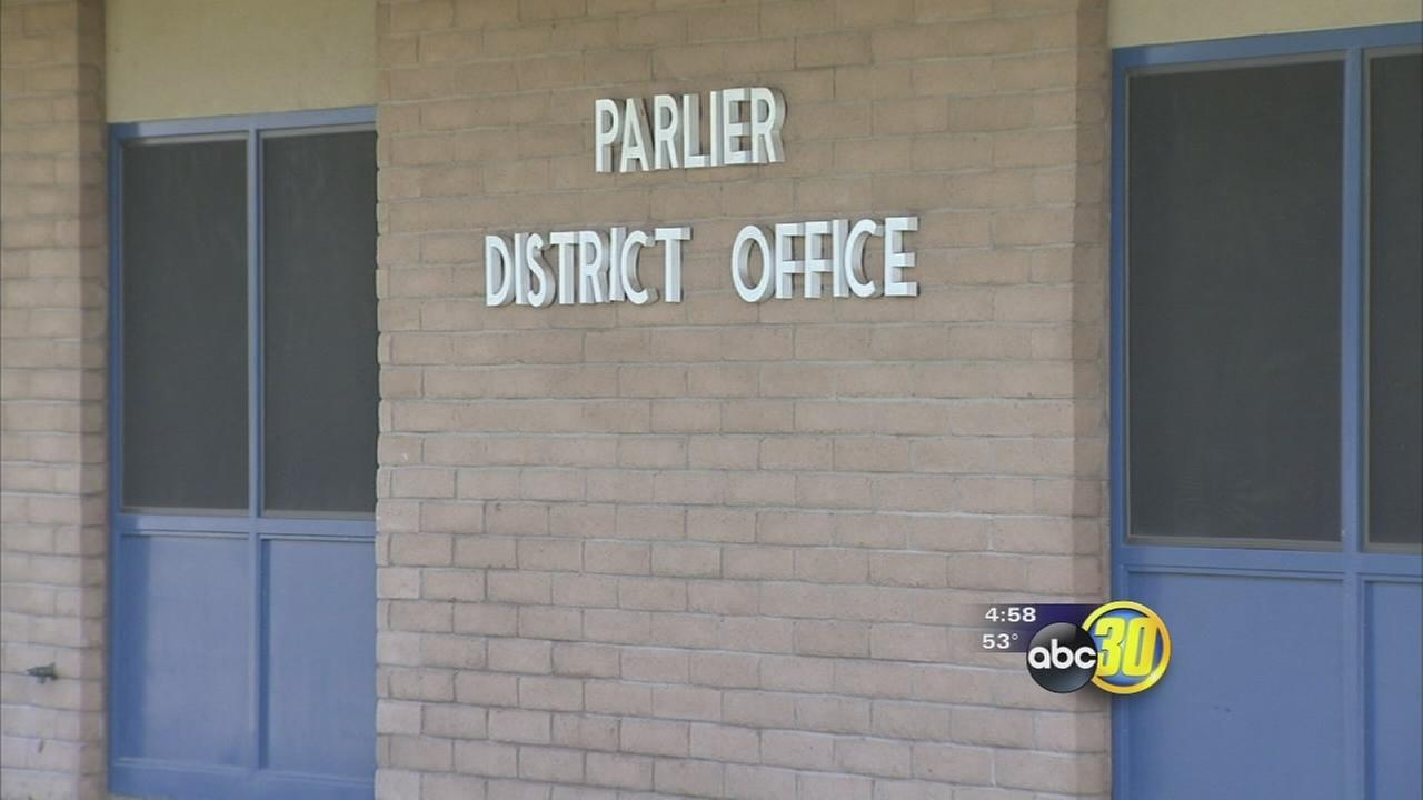 Top 2 administrators at Parlier Unified School District placed on administrative leave