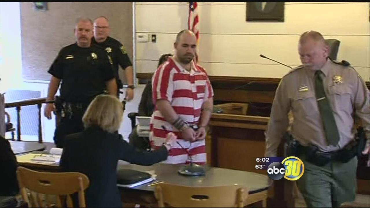 Man convicted of shooting Mariposa County deputy could spend the next two decades in prison
