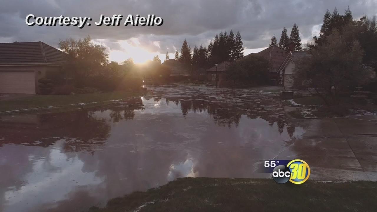 Fresno Flooding