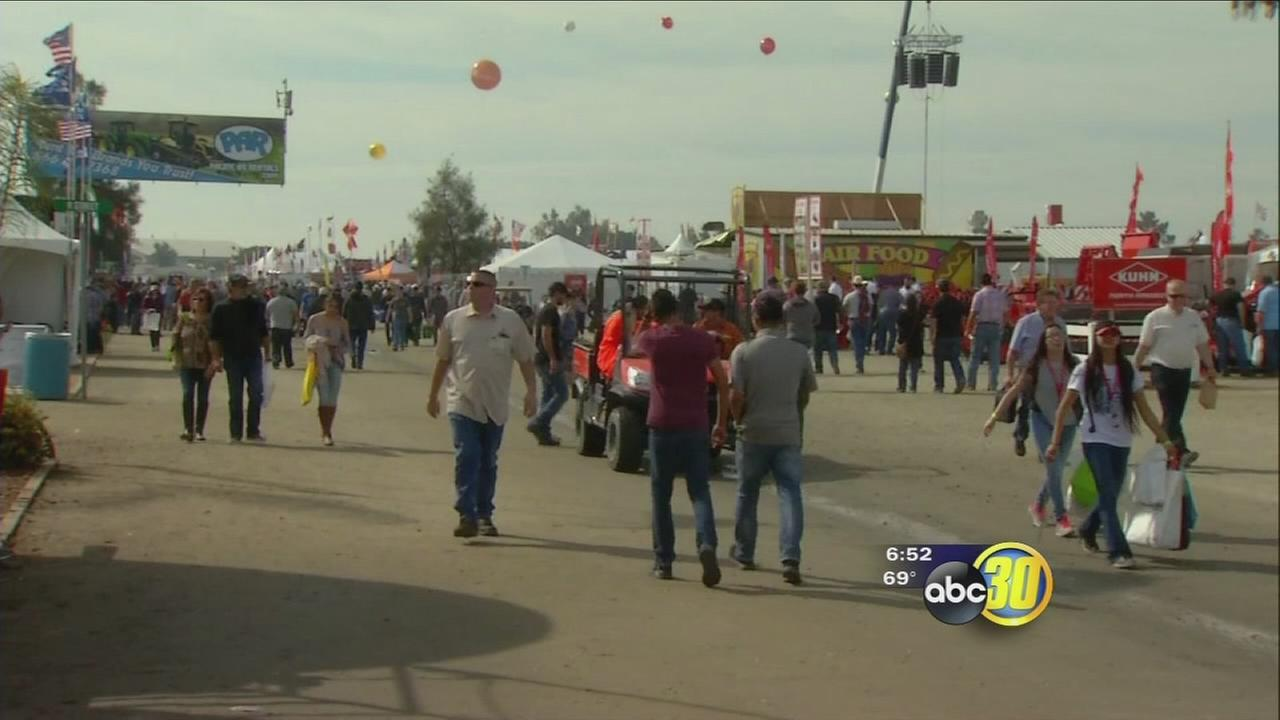 50th World Ag Expo: Day 2