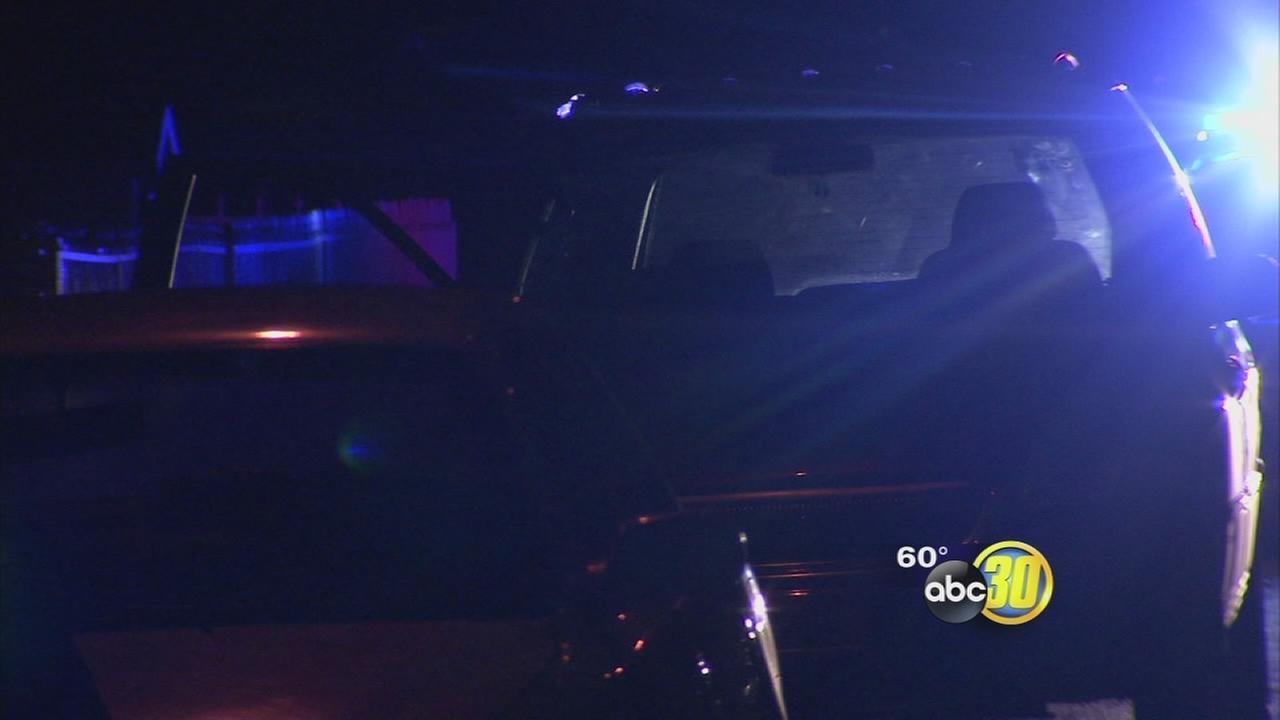 Man shot in neck in Central Fresno