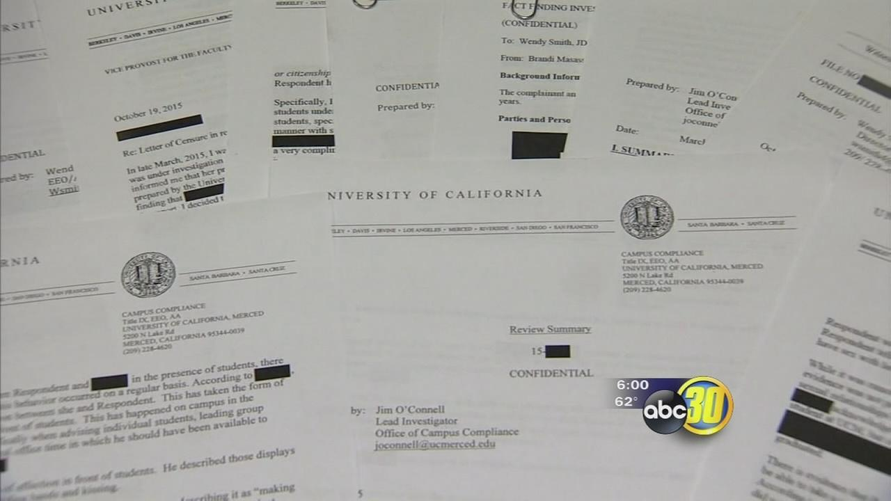 UC School system releases hundreds of sexual misconduct cases after a long investigation