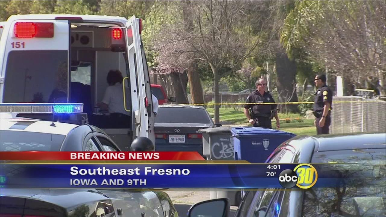 Fresno PD investigating suspicious death of 17-year-old in Southeast Fresno