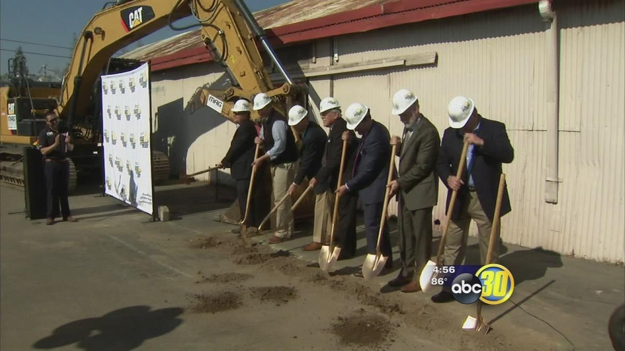 Poverello House breaking ground on new expansion