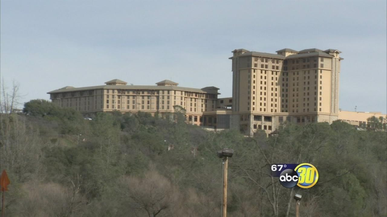 Construction workers find remains near Chukchansi Gold Resort and Casino