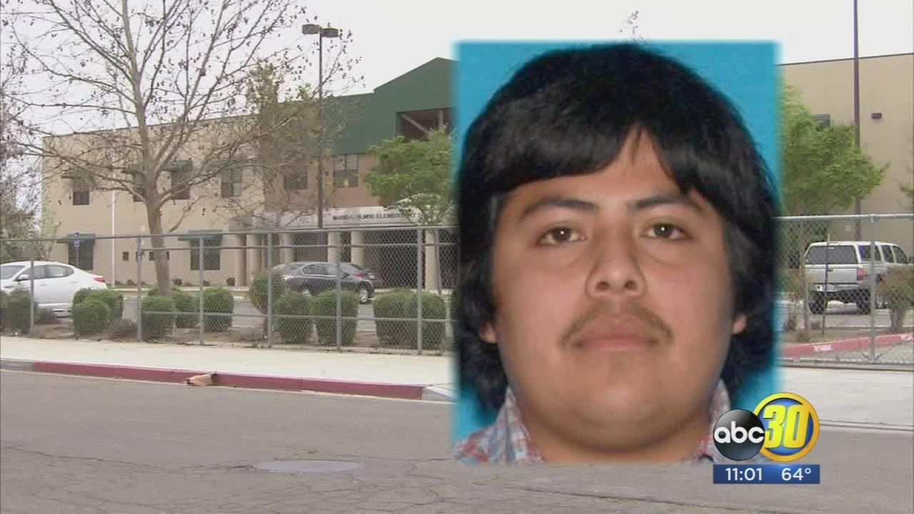 Fresno teachers aide arrested for molesting a 9-year-old girl, police say