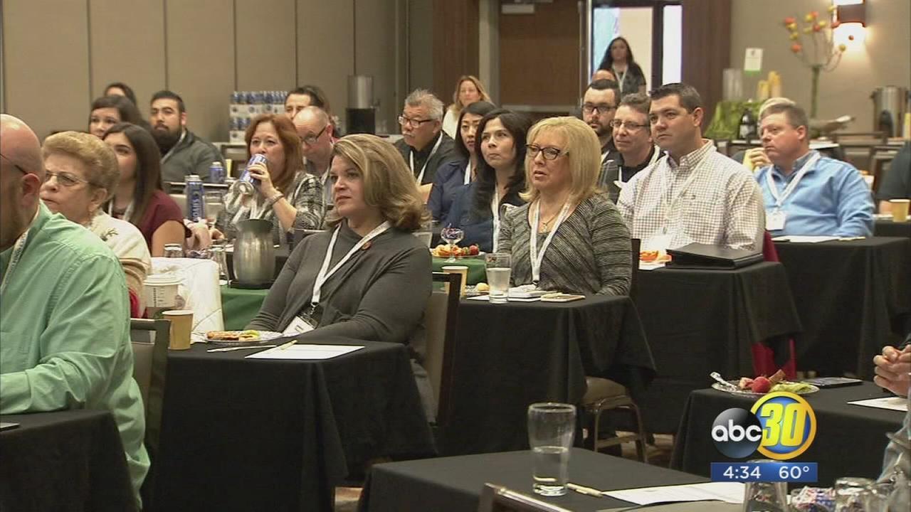 Annual Fresno Food Expo focusing on having yearlong impact on food companies
