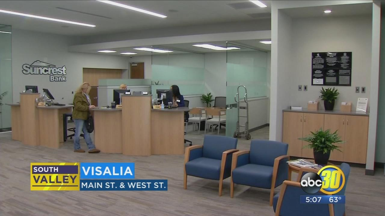 Downtown Visalia welcomes new bank with coffee shop inside