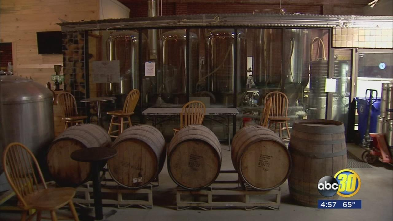 Craft beer business booming in Downtown Fresno