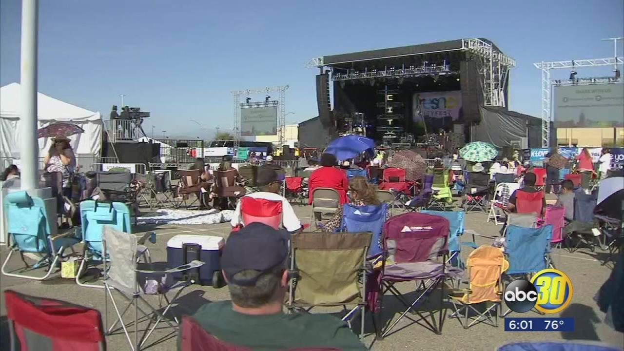 Hundreds of Valley churches team up to throw Fresno CityFest