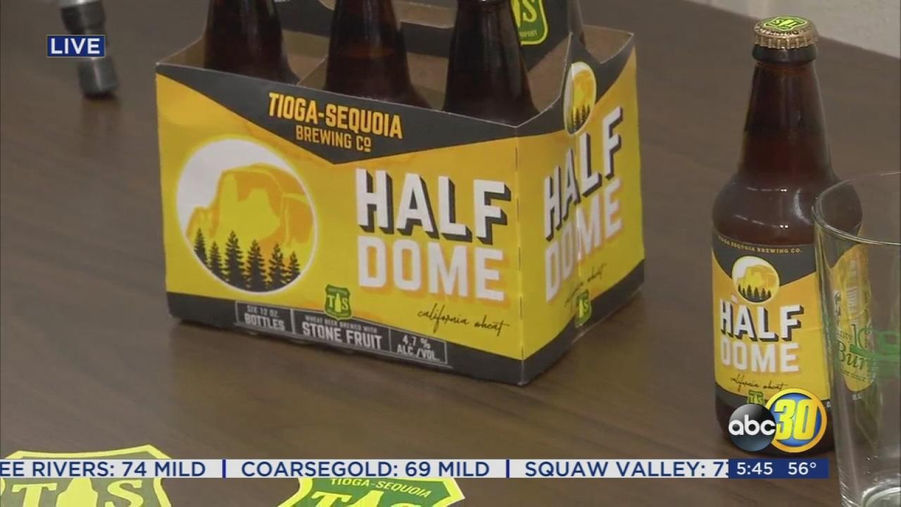 Tioga-Sequoia releases revised wheat beer to celebrate the Fresno County Farm Bureau