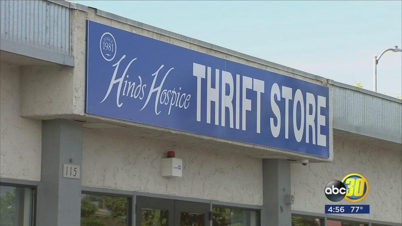 Hinds Hospice Thrift Store in Clovis gets new look and new location