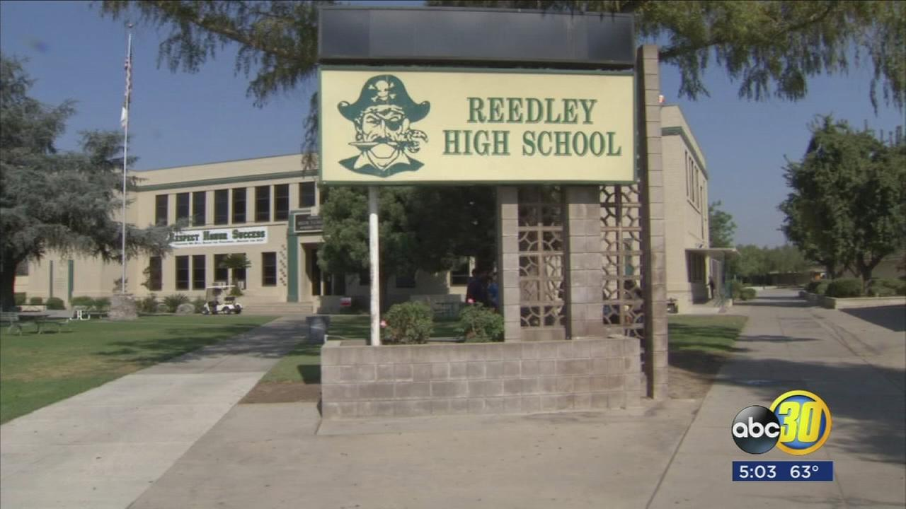 2 people detained after lockdown at Reedley High School