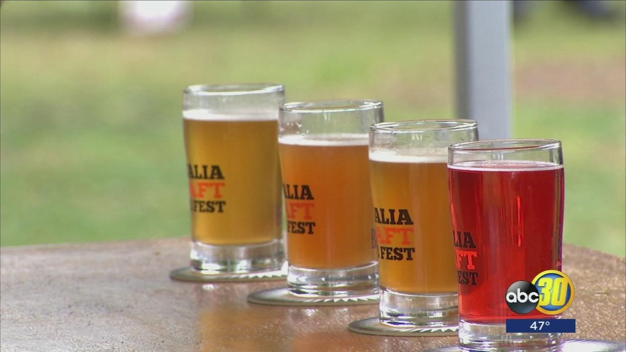 Hundreds turn out for Selmas first Craft Beer Festival