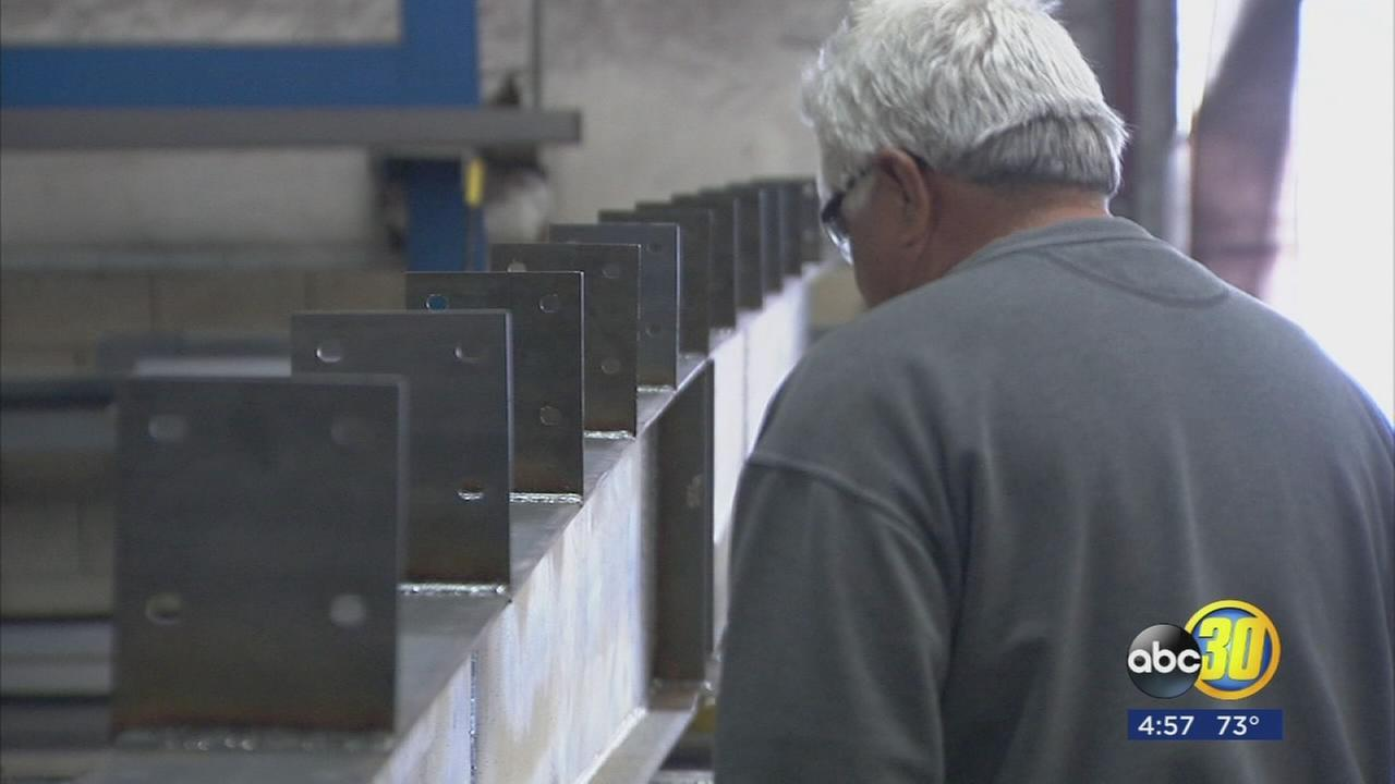 Valley manufacturing companies are quietly gaining ground