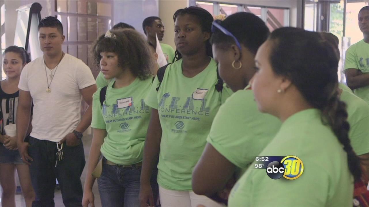 PG&E Summer Jobs Program for teenagers