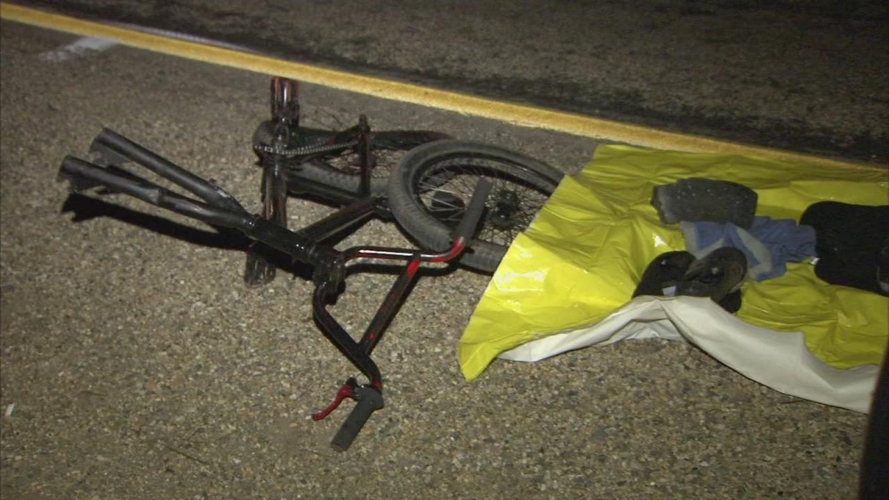 Bicyclist killed after being hit by car in Fresno County