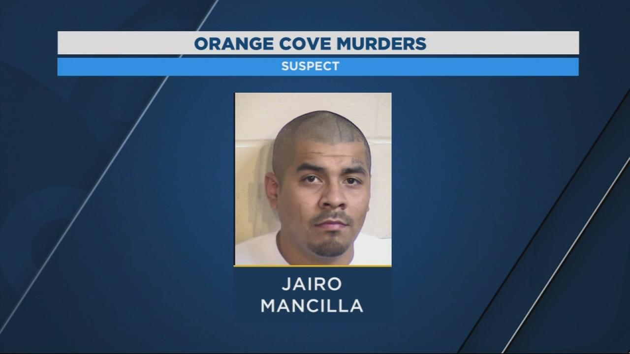Man arrested in connection with two murders in Orange Cove