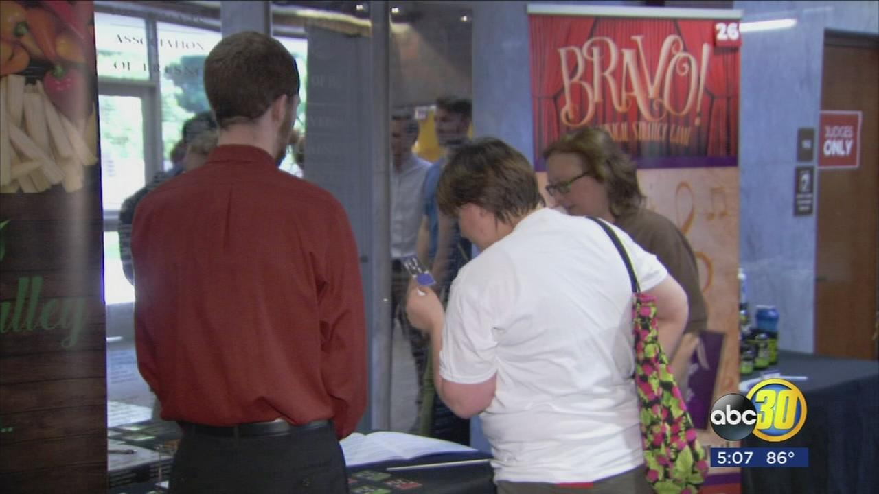 Aspiring entrepreneurs at Fresno State learn what it takes to launch a start-up company