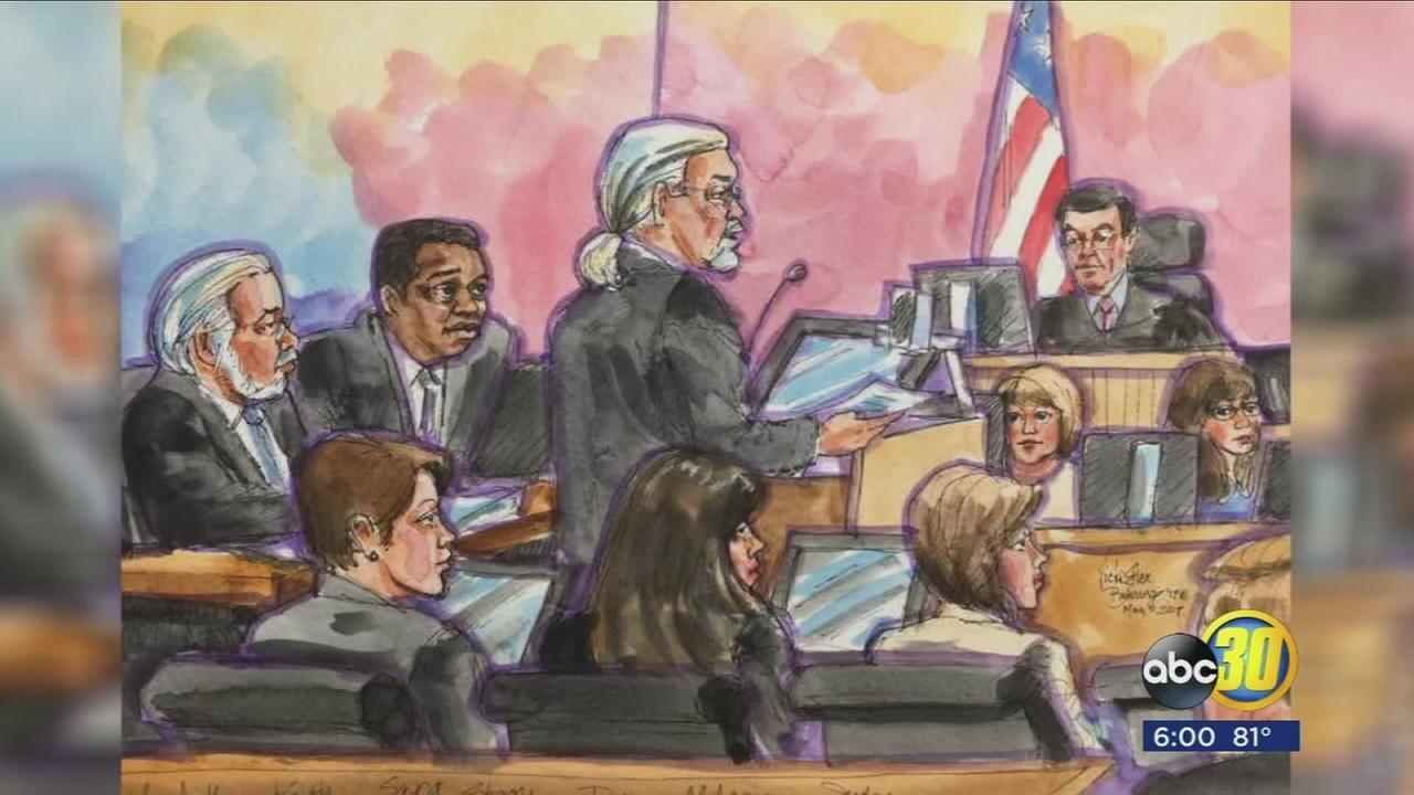 Jury listens to wiretap conversations of former Fresno Deputy Police Chief Keith Foster