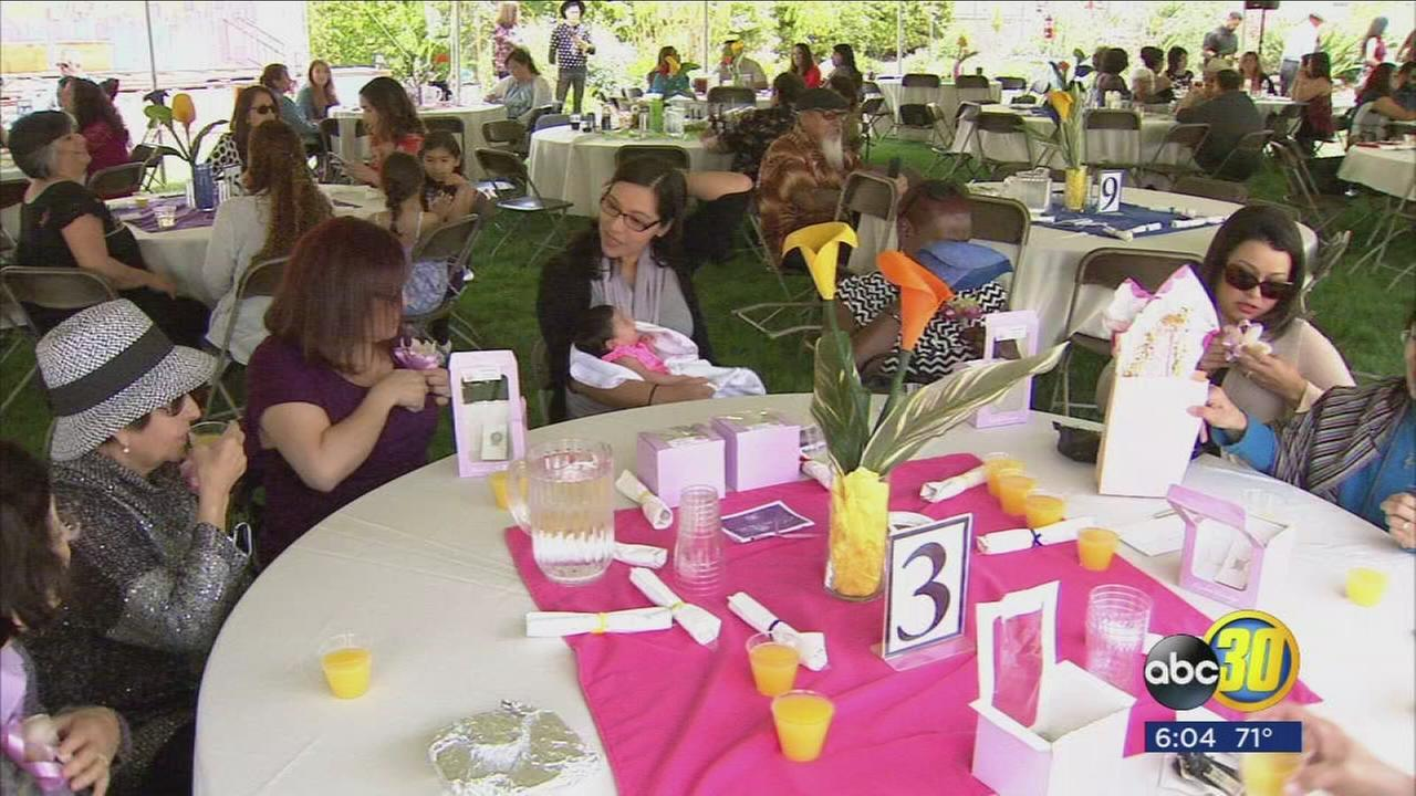 Arte Americas hosts 19th Mothers Day Brunch in Downtown Fresno