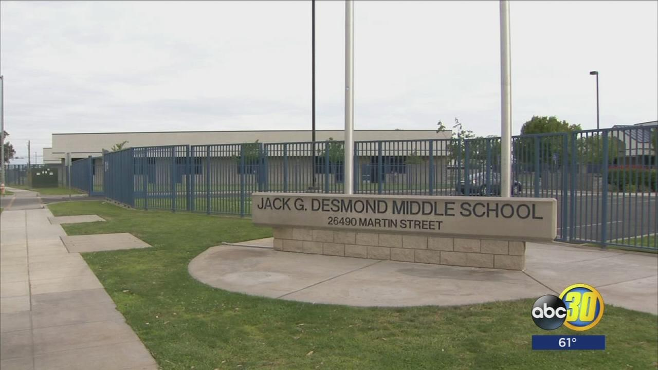 Madera middle school student suspended for dangerous prank on teacher using pills