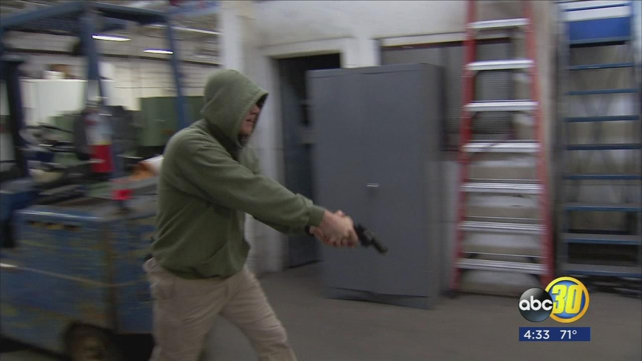 Construction crews receive active-shooting training in wake of Downtown Fresno rampage