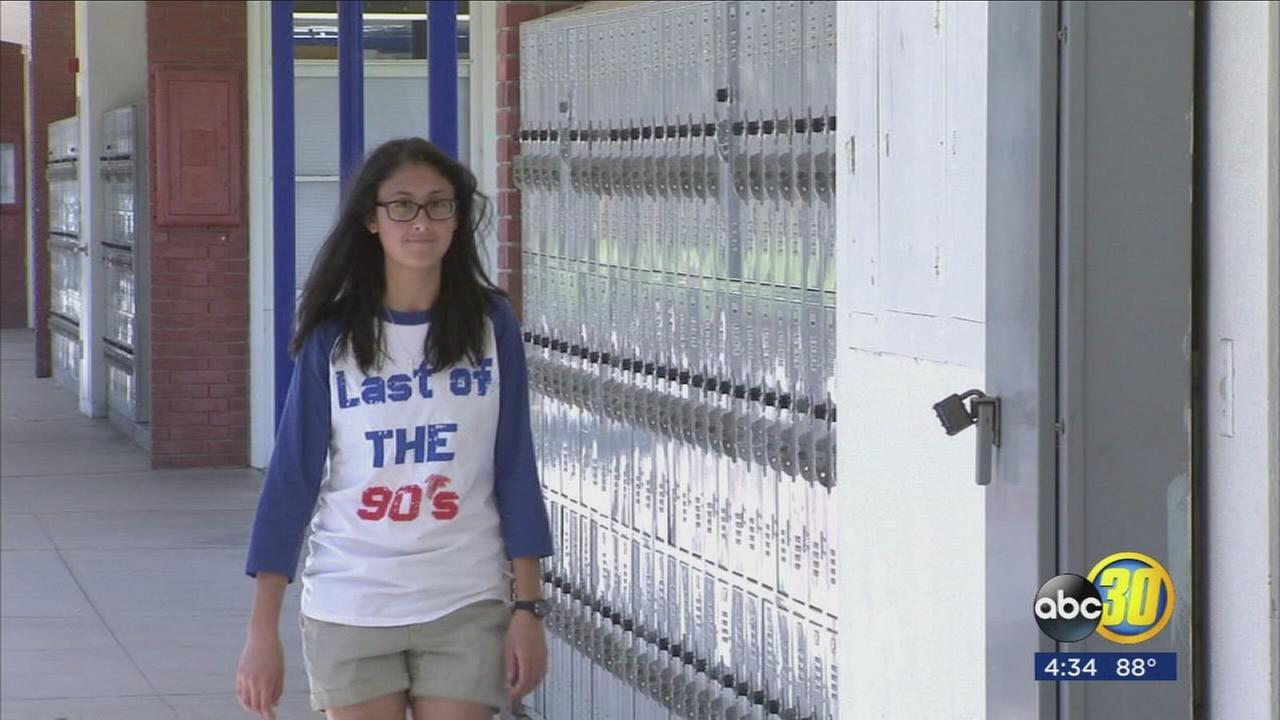 Atwater High School students graduating top of her class despite missing school due to illness
