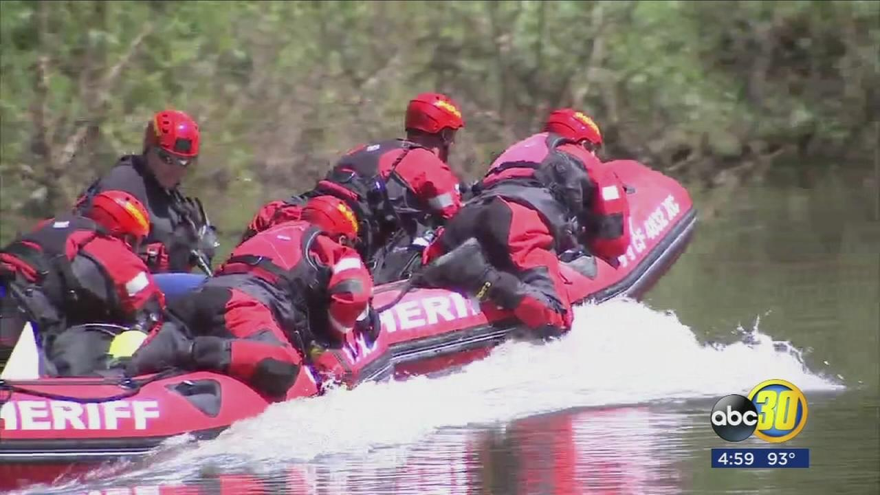 Father goes missing in Merced County river after jumping in to save daughter