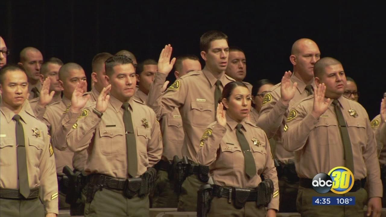 Funding approved to hire more correctional officers at Fresno County Jail