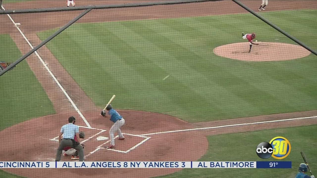 Cal League All-Star Game: North beats South 5 to 3