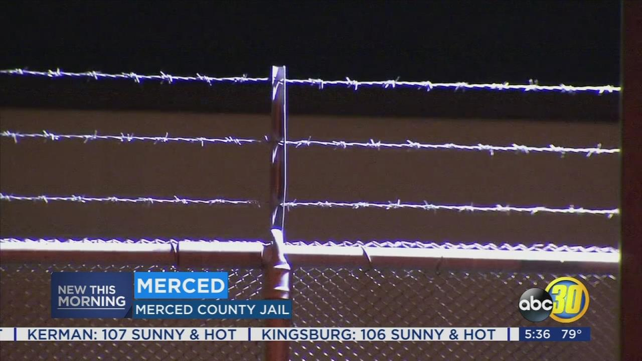 Gang fight injures three at Merced County Jail