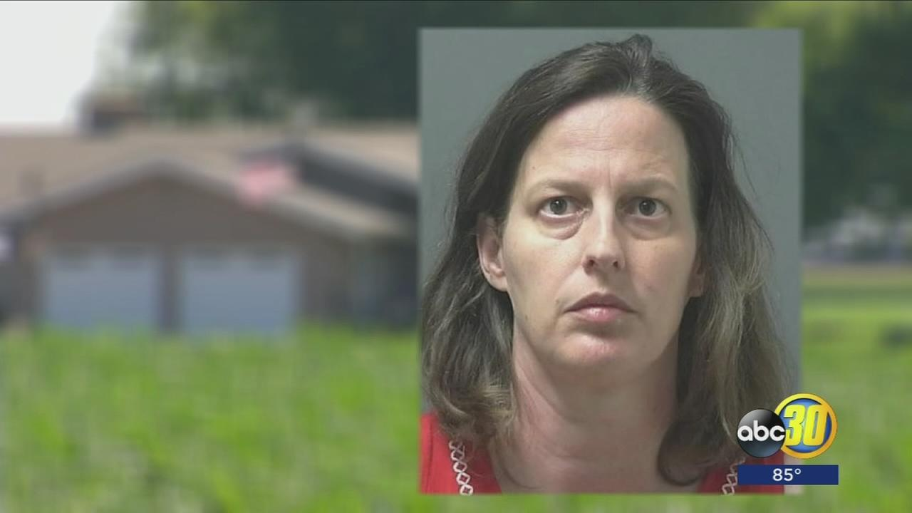 Hanford area mother accused of killing two-month-old infant, investigators say