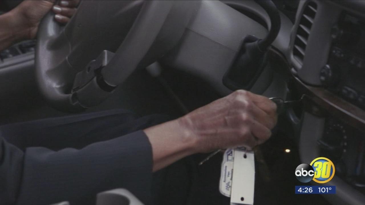 Safer senior driving