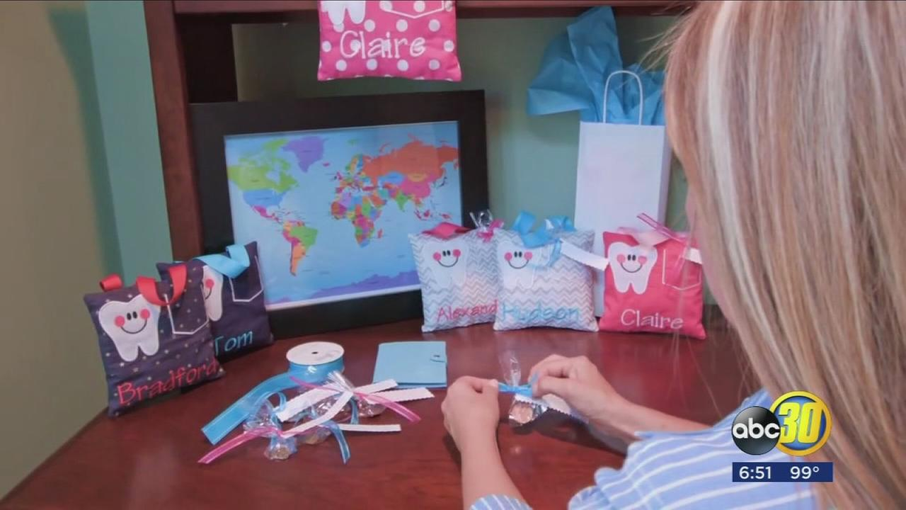 Fresno woman bringing her love of travel to your childrens milestones