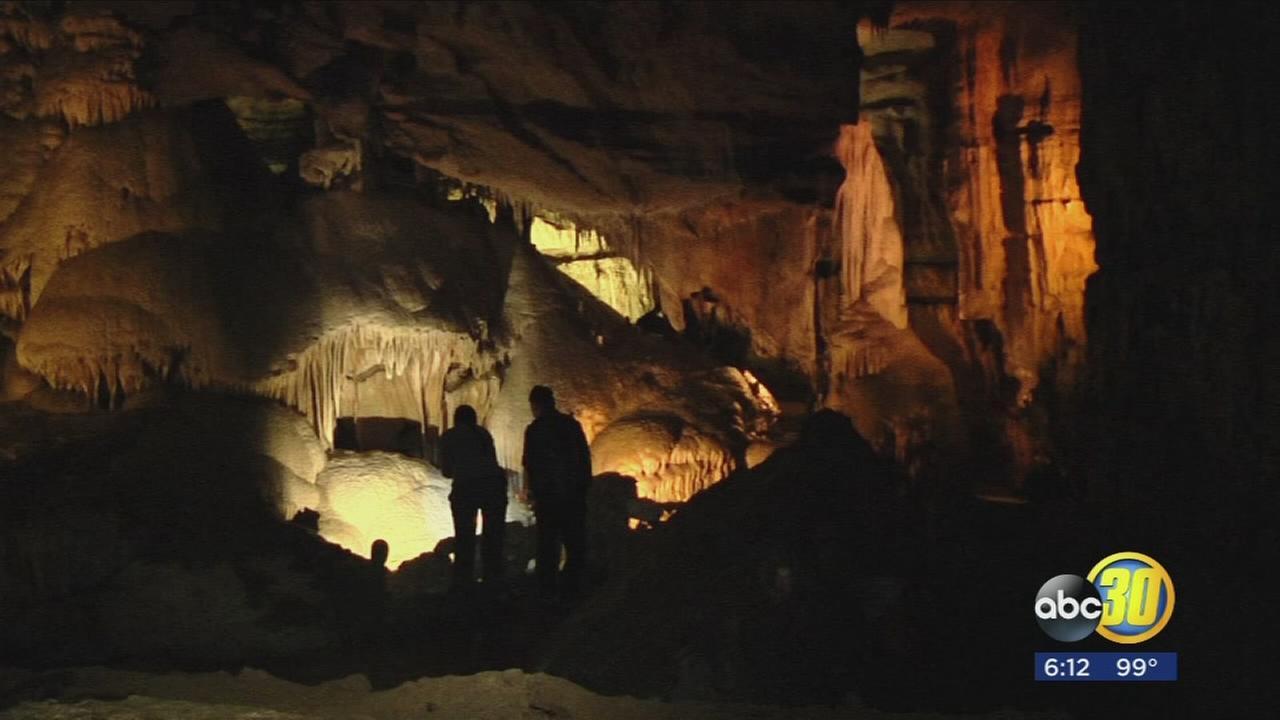 Hidden Adventure: Crystal Cave
