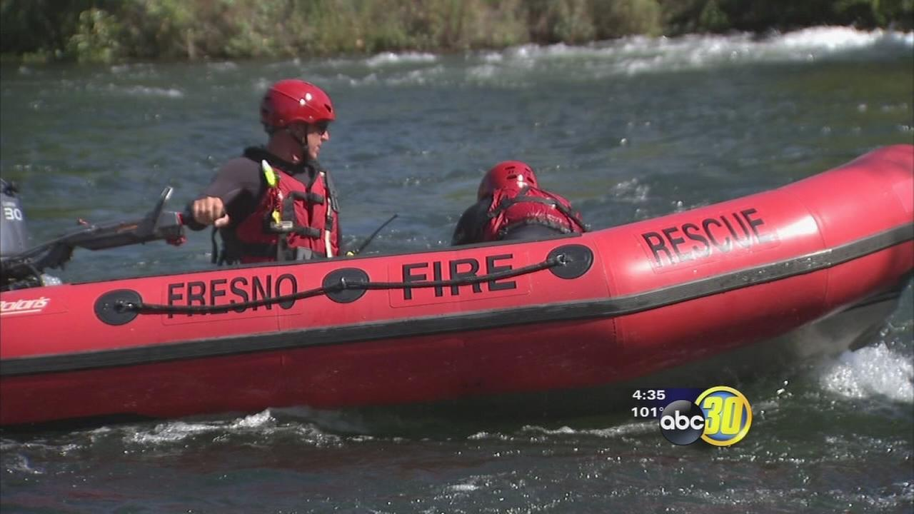 Valley rivers still dangerous despite low water levels, rescuers say