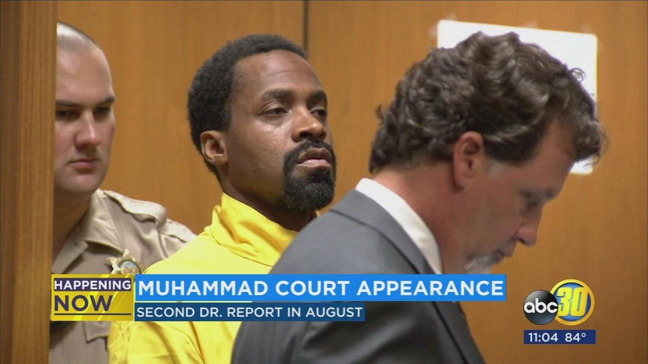 Fresno shooting spree suspect Kori Muhammad appears in court, family says accomplice threatened them