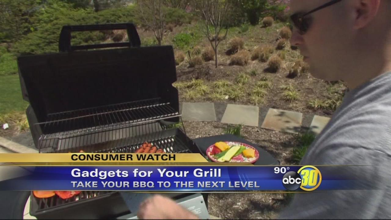 Consumer Reports tests gadgets for your grill